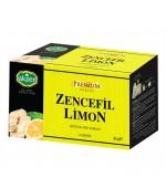 Zencefilli Limonlu çay
