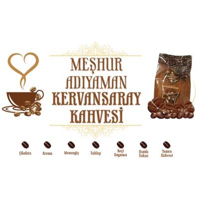 Çay ve Kahve Ürünleri - Adıyaman Kervansaray Kahvesi baharat, baharatçı, çanakkale baharatçı, doğal ürünler, lokman hekim, çanakkale, alo aktar