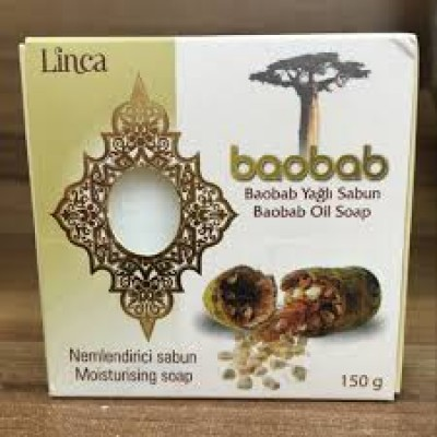 Boabab Yağlı Linka Sabun